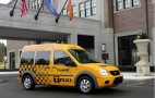 Ford Transit Connect Hits NYC And LA Taxi Fleets