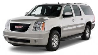 2011 GMC Yukon XL 2WD 4-door 2500 SLE Angular Front Exterior View