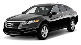 2011 Honda Accord Crosstour 2WD 5dr EX Angular Front Exterior View