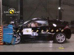 2011 Honda CR-Z Euro NCAP crash testing