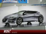 Production Honda CR-Z Pictures and Specs Leaked
