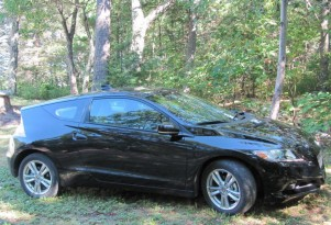 2011 Honda CR-Z Hybrid Coupes With Manual Gearboxes Recalled