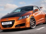 Mugen Euro high-performance Honda CR-Z Hybrid