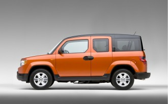 2007-2011 Honda Element Recalled For Wiring Flaw