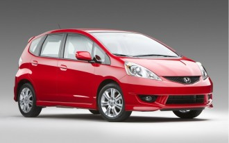 Honda Fit Retains #1 Spot On Consumer Reports' Best-Value List