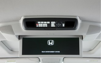 2011 Honda Odyssey: Just Like At The Drive-In?