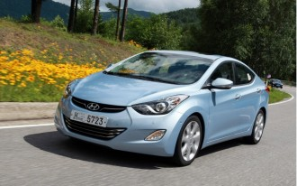 2011 Hyundai Elantra Unveiled In Korea