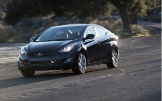 Hyundai Sued Over Elantra 40-MPG Ad Claims