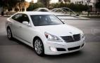 2012 Hyundai Equus Dropping iPad Owner's Manual: Report