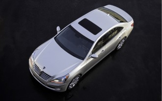 2011 Hyundai Equus: An IIHS Top Safety Pick
