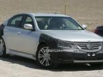 2011 Hyundai Genesis facelift spy shots