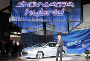 The Latest Hybrid and EV Reality Show: The New York Auto Show