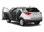2011 Hyundai Tucson FWD 4-door Auto GLS PZEV Open Doors