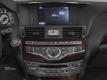 2011 Infiniti M37 4-door Sedan RWD Audio System