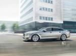 2011 Jaguar XJ Sentinel armored car