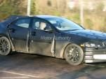 2011 Jaguar XJ spy shots