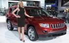 2011 Detroit Auto Show: 2011 Jeep Compass Live Photos