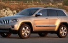 Redesigned Jeep Grand Cherokee makes 2009 New York auto show debut