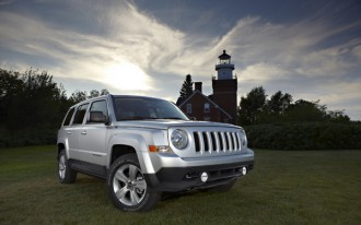 2011 Jeep Patriot: First Look