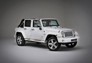 The Jeep Wrangler Unlimited Gets Nautical