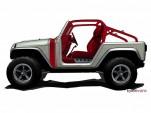 Jeep Wrangler Pork Chop