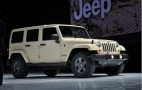 2011 Jeep Wrangler Mojave: 2011 New York Auto Show Live Photos