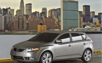 2011 Kia Forte Five-Door: 2010 New York Auto Show