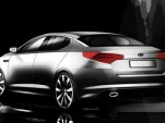 2011 Kia Optima teaser
