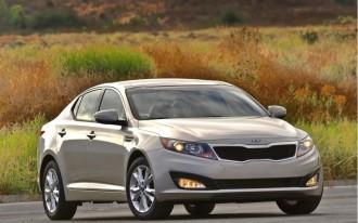 2011 Kia Optima Beats Honda Accord In CR Family-Sedan Test