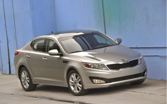 2011 Kia Optima Earns Five-Star Safety Ratings