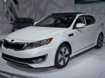2011 Kia Optima Hybrid To Cost $26,500, Less Than Camry, Fusion Hybrids
