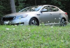 2011 Kia Optima Hybrid: First Drive Review