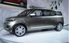 2011 Detroit Auto Show: Kia KV7 Concept Live Photos