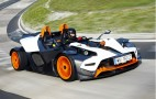 KTM X-Bow With Roof And Doors Coming Next Year: Report
