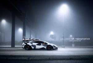 Lamborghini Gallardo Of Olympic Proportions: John Olsson's Ski Transport