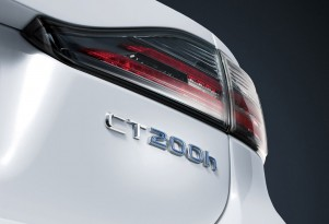 2011 Lexus CT 200h Hybrid Hatch: U.S. Buyers Need Not Apply
