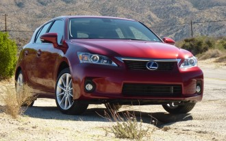 What Sound Does a Lexus CT 200h Make? Ask Ben