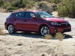 GreenCarReports Best Car To Buy 2011 Nominee: Lexus CT 200h