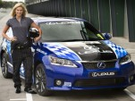 Hybrid Race? Yep, Lexus CT 200h Laps Before Aussie Grand Prix