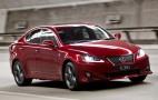 2011 Lexus IS F Sport Preview