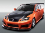 2011 Lexus IS-F CCS-R (Circuit Club Sport Racer)