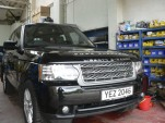 First Drive Report: 2011 Liberty E-Range Electric Range Rover