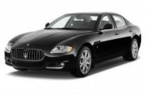 2011 Maserati GranTurismo 2-door Coupe GranTurismo Angular Front Exterior View