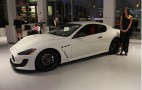 Maserati Granturismo MC: 2011 New York Auto Show
