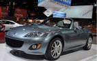2011 Mazda MX-5 Special Edition Live Photos: 2011 Chicago Auto Show
