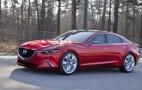 2011 Mazda Takeri Concept Mega-Gallery