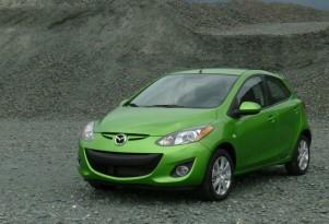 2011 Mazda2: Lightweight Status, Small Engine Yield 41 MPG
