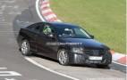 Spy Shots: 2011 Mercedes-Benz C-Class Coupe