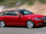 2011 Mercedes-Benz C-Class Estate facelift rendering