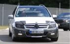 Spy Shots: 2011 Mercedes-Benz C-Class Estate Facelift
